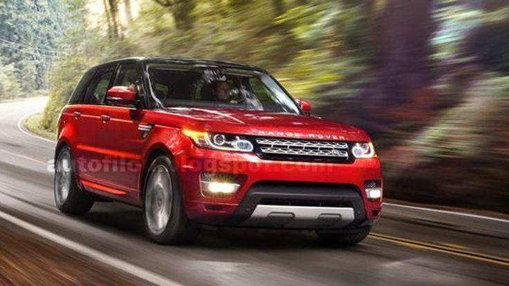 หลุดครั้งสุดท้าย 2014 Range Rover Sport ก่อนเปิดตัวอย่างเป็นทางการที่นิวยอร์ก