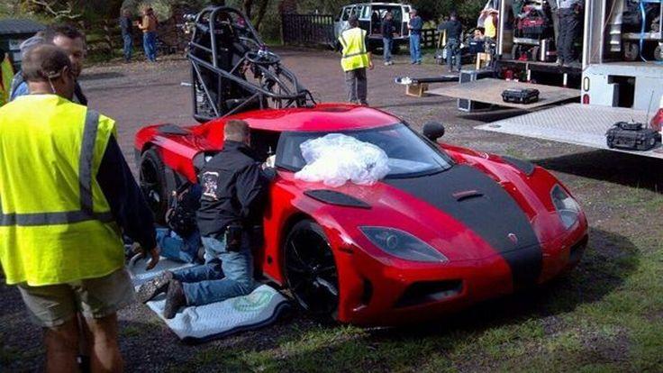 จับผิด ซูเปอร์คาร์ในภาพยนตร์ Need for Speed เป็นรถจำลองทั้งหมด?