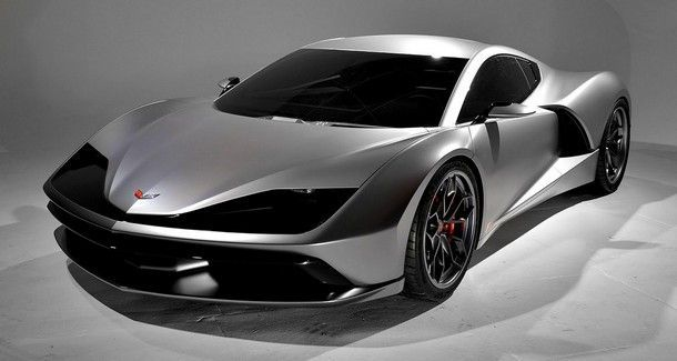 Aria Concept ว่าที่คอนเซปต์รถสปอร์ตเครื่องวางกลางรุ่นใหม่ของค่าย Chevrolet