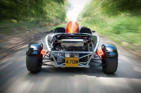 เปิดตัว Ariel Atom 3.5 รถสปอร์ตในคราบรถแข่งเวอร์ชั่นใหม่ล่าสุด