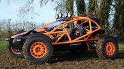 Ariel Nomad รถ Open-Wheel  ตัวแรง ที่คอ Off-Road ต้องชอบ