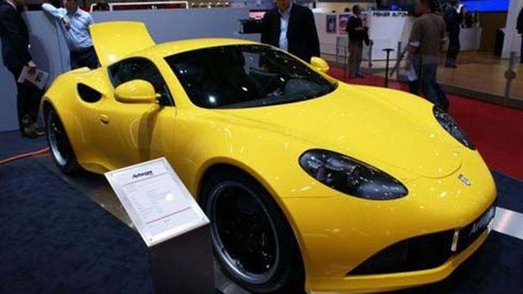 Artega Sport Electric Concept รถสปอร์ตไฟฟ้าทางเลือกใหม่ แต่ต้องรอไฟเขียว