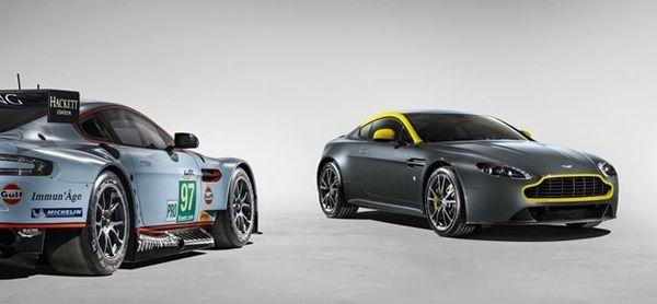 Aston Martin เปิดตัวสองรุ่นพิเศษ ยกระดับอารมณ์สปอร์ต