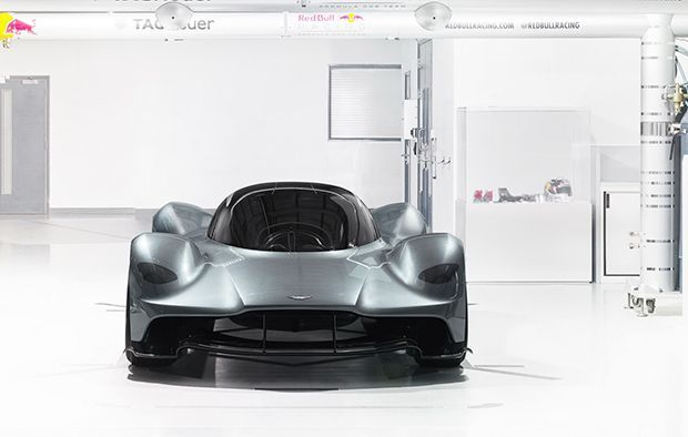Aston Martin ยืนยันดีไซน์ไฮเปอร์คาร์ AM-RB 001 จะถ่ายทอดสู่รถในอนาคต