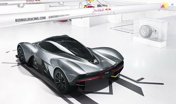 Aston Martin ยืนยัน AM-RB 001 ใช้ขุมพลัง V12 6.5 ลิตร