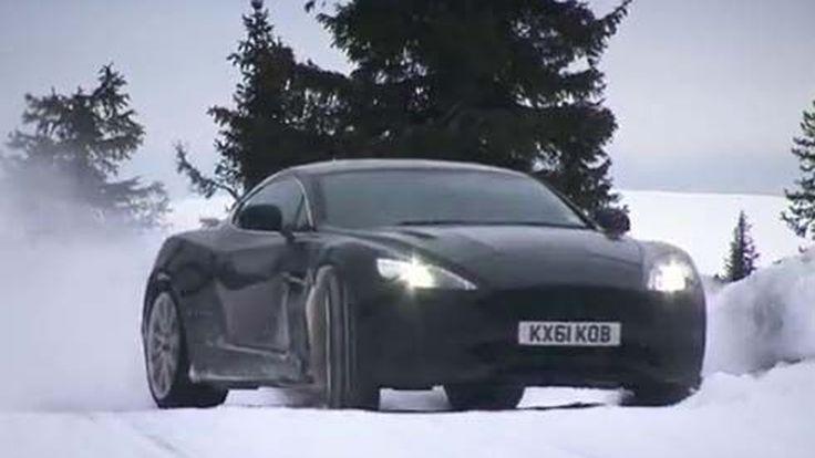 ขับทดสอบ Aston Martin AM310 Vanquish Coupe โดย EVO Magazine