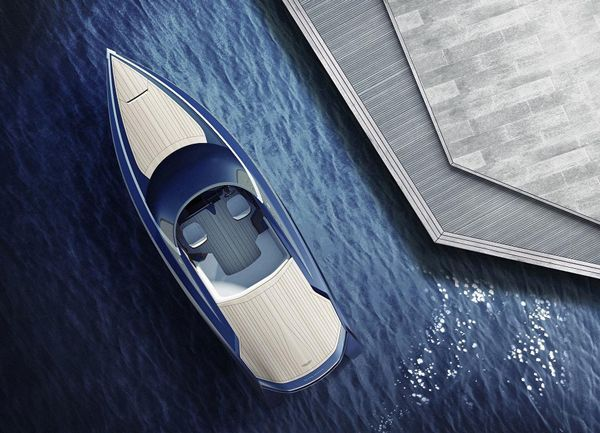 Aston Martin เตรียมผลิตเรือสปีดโบ๊ต AM37 ออกขายปลายปี