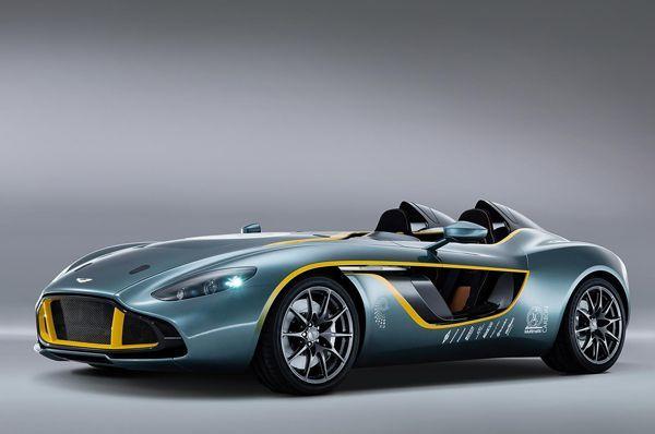 Aston Martin CC100 ผลิตเพียง 2 คันในโลกถูกจับจองเรียบร้อยแล้ว
