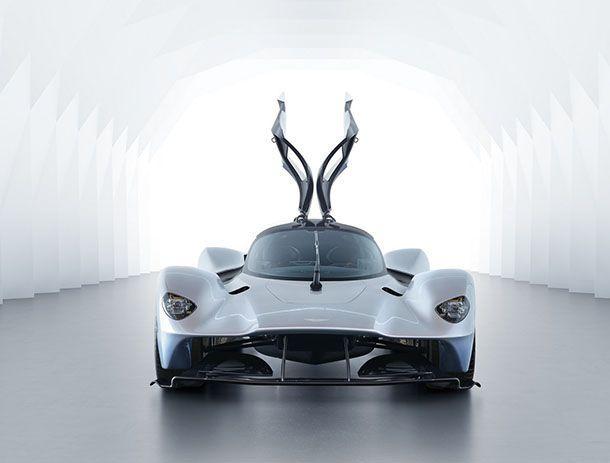 Aston Martin ชี้ Valkyrie อาจทำเวลาใกล้เคียงรถแข่งฟอร์มูล่าวัน