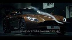 ทุกชิ้นส่วนคือความลู่ลม Aston Martin เผยเบื้องหลังงานดีไซน์ DB11