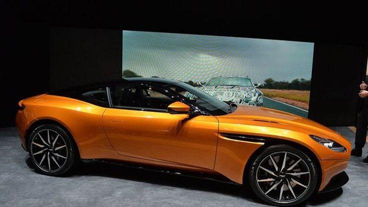 โดนใจลูกค้า! Aston Martin DB11 ยอดขายกระฉูด