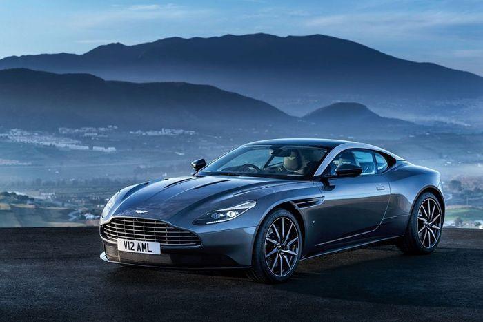 [2016 Geneva] เปิดภาพชุดแรก Aston Martin DB11 สวยเฉียบทุกมิติ