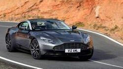 [SpyShot] Aston Martin DB11 S ตัวซิ่งโฉมใหม่ วิ่งทดสอบบนถนนครั้งแรกพร้อมพรางตัวจัดเต็ม