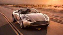 สวยเซ็กซี่ Aston Martin DB11 Volante ขุมพลัง AMG วี8