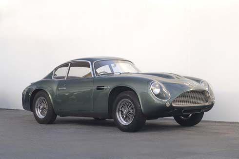 รถคันนี้ 60 ล้านบาท ประมูล Aston Martin DB4 GT Zagato มีเพียง 4 คันในโลก