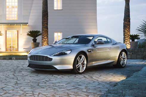 ภาพชุดแรก Aston Martin DB9 รุ่นปี 2013 พร้อมยืนยันข่าวยกเลิกผลิต Virage