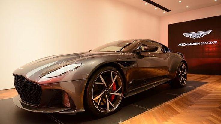 Aston Martin เปิดตัว DBS Superleggera 4 คันในไทย ด้วยค่าตัว 28.9 ล้าน ในงานมอเตอร์โชว์ 2019