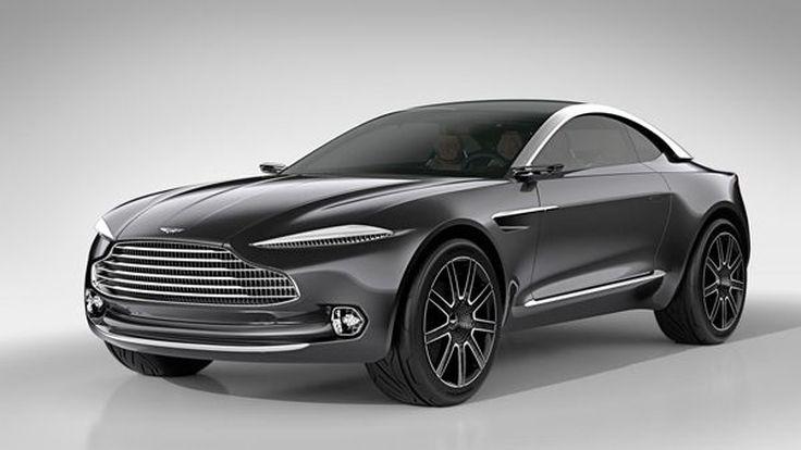 [Geneva] เผยโฉม Aston Martin DBX Concept นิยามใหม่ของรถสไตล์ GT