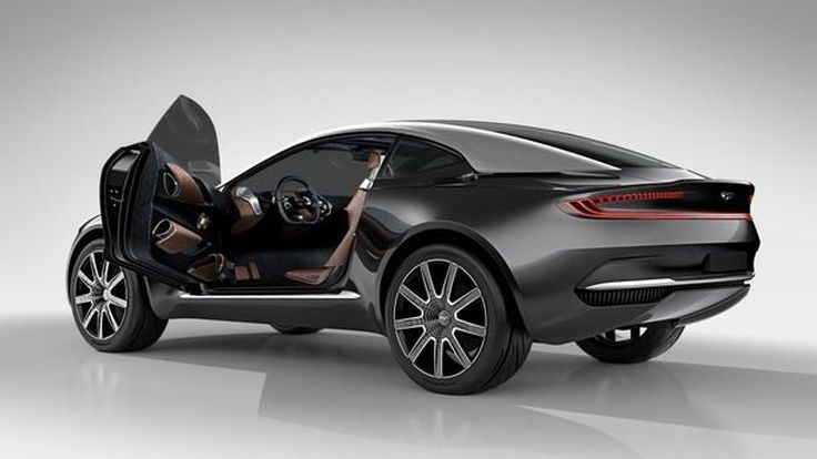 Aston Martin หวังส่ง DBX ครอสโอเวอร์เจาะกลุ่มลูกค้าผู้หญิง