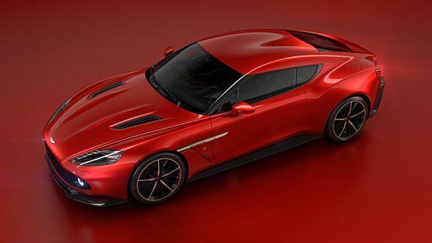"""Aston Martin จดเครื่องหมายการค้า """"DBZ"""" อาจเป็นรถรุ่นใหม่"""