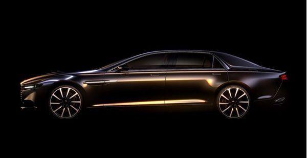 มาแล้ว Aston Martin Lagonda สุดยอดซูเปอร์ซีดาน เฉพาะตลาดตะวันออกกลาง
