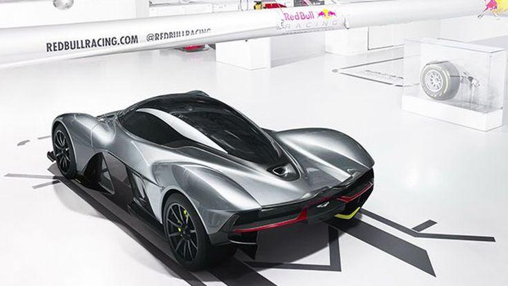 Aston Martin เตรียมเปิดตัวรถสปอร์ตเครื่องยนต์กลางลำ