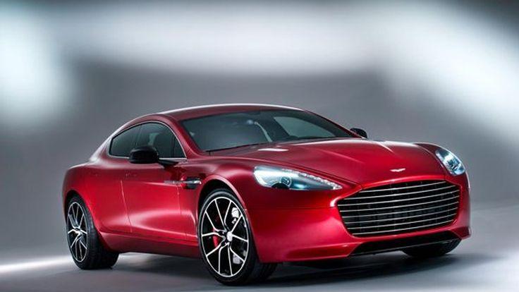 เปิดตัว Aston Martin Rapide S ซูเปอร์ซีดานสุดหรูอัดแน่นแรงม้าฝูงใหญ่ 550 ตัว