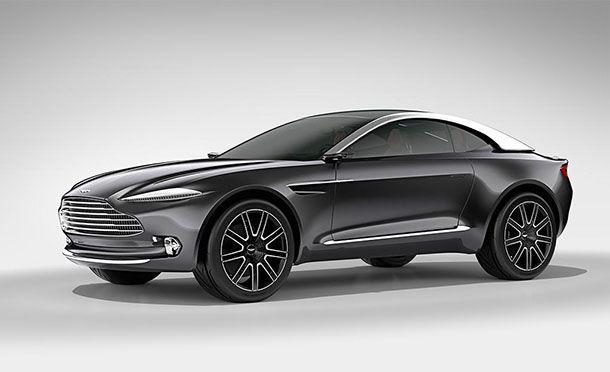 Aston Martin ไฟเขียวการผลิต DBX ออกขายภายในปี 2019