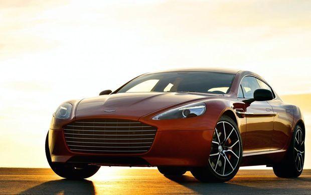 """""""พลังแห่งความหรูหรา"""" Aston Martin อวดโฉม 2013 Rapide S ผ่านวีดีโอชุดล่าสุด"""