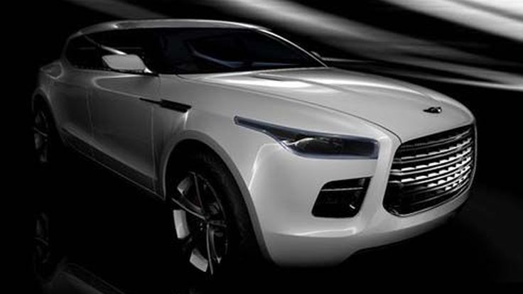 Aston Martin เตรียมเผยโฉม SUV สุดหรูปีหน้า คาดรุ่นท็อปใช้ขุมพลัง V12