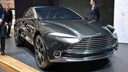 เผยรถเอสยูวีรุ่นแรกของ Aston Martin ใช้ขุมพลังเบนซิน ไม่มีระบบไฟฟ้า