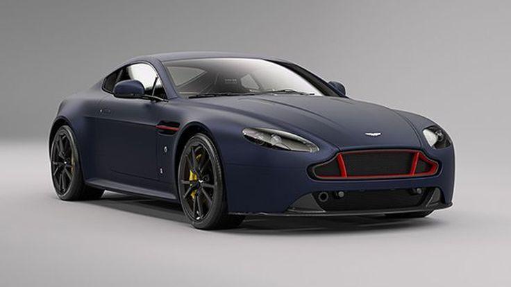 "Aston Martin ส่ง V8 และ V12 Vantage S เวอร์ชั่น ""Red Bull Racing"""