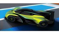 Aston Martin เผยทีเซอร์ Valkyrie AMR Pro ไฮเปอร์คาร์สำหรับสนามแข่ง