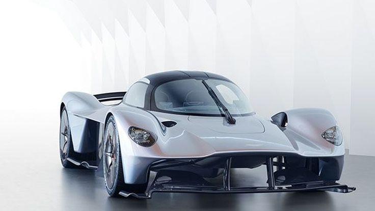 Aston Martin เผยโฉม Valkyrie ใกล้เคียงรุ่นโปรดักชั่นมากขึ้น