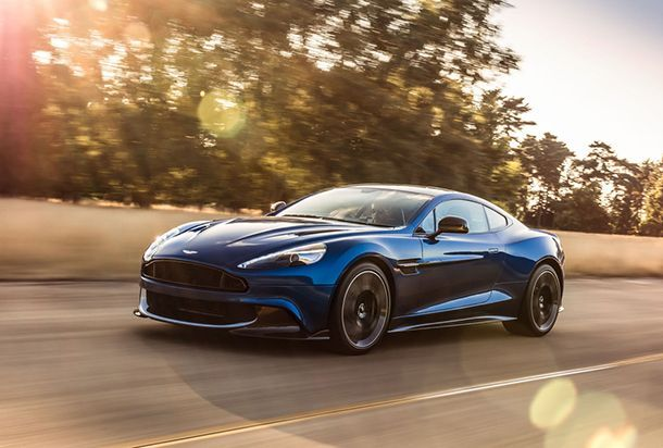 [LA Auto Show 2016] Aston Martin Vanquish S ซูเปอร์คาร์ตัวโหด 580 แรงม้า