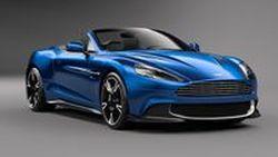 Aston Martin Vanquish S Volante สปอร์ตเปิดประทุนสุดเซ็กซี่