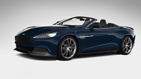 Aston Martin Vanquish Volante Neiman Marcus Edition เตรียมเผยโฉมที่ LA