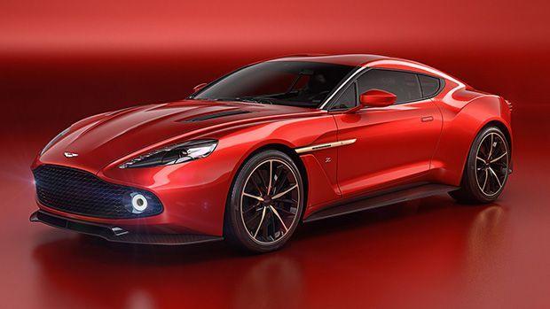 ไฟเขียวผลิต Aston Martin Vanquish Zagato ขายจริงแค่ 99 คันในโลก