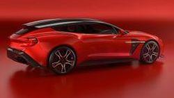 เผยโฉม Aston Martin Vanquish Zagato Shooting Brake ผลิตเพียง 99 คัน