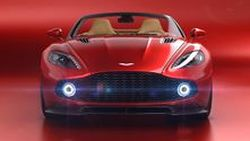Aston Martin Vanquish Zagato Volante เคาะราคากระฉูด 850,000 เหรียญสหรัฐ
