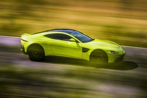 เผยยอดจอง Aston Martin Vantage ปี 2018 เกือบเต็มโควตาแล้ว