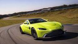 เปิดตัว Aston Martin Vantage สวยงามหัวจรดท้าย พร้อมขุมพลังสุดแรง