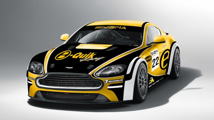Aston Martin ส่ง Vantage GT4 เข้าสู่วงการมอเตอร์สปอร์ตไทย