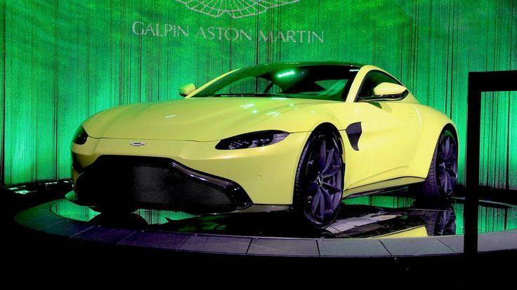 ผู้บริหาร Aston Martin ชี้เสียงท่อ Vantage ไม่ระห่ำเหมือน AMG แม้ขุมพลังเดียวกัน