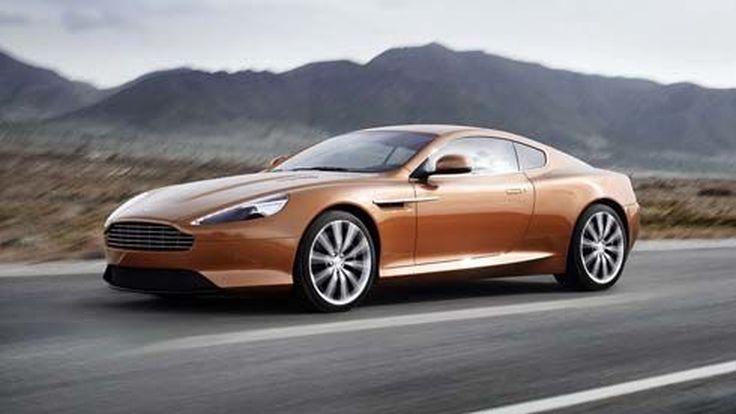 Aston Martin Virage สปอร์ตคูเป้หรู เจาะตลาดใหม่กึ่งกลางระหว่าง DB9 และ DBS