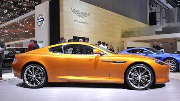 Aston Martin ตัดสินใจหั่น Virage เพื่อเปิดทางให้ DB9 เวอร์ชั่นใหม่