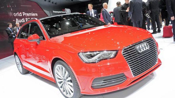 Audi เตรียมใช้ระบบไฮบริดในรถโมเดลหลักทุกรุ่นภายในปี 2020