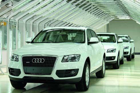 Audi เริ่มเดินสายการผลิต Q5 รถ Compact SUV ในอินเดีย เล็งผลิต 6,000 คัน/ปี ภายในปี 2015