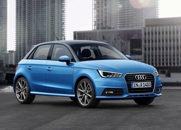 ปรับเล็ก Audi A1 เพิ่มทางเลือกขุมพลังขับเคลื่อน