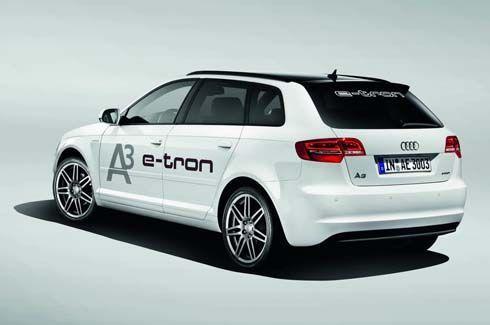 เปิดข้อมูลเบื้องต้น Audi A3 e-tron Concept รถไฟฟ้าน้องใหม่ในตระกูล e-tron